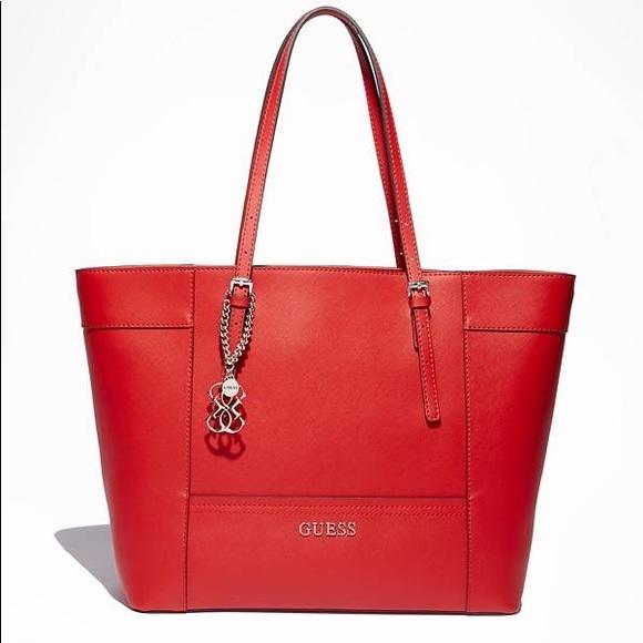 e07ed3acc1 Guess Handbags - Guess Delaney Tote